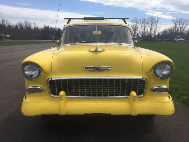 1955 chevy 210 wagon rare four door custom classic for 1955 chevy 4 door wagon