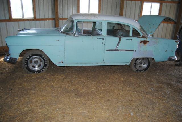 1955 chevy 4 door sedan 210 model classic chevrolet bel for 1955 chevrolet 210 4 door sedan