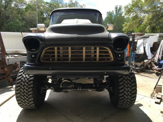 Chevy X Truck With Cummins Diesel