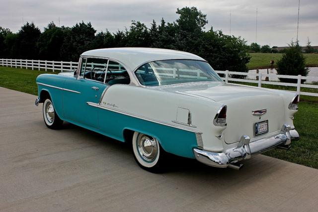 1955 chevy bel air 2 door hardtop 350 crate motor 700r for 1955 chevy belair 2 door hardtop for sale