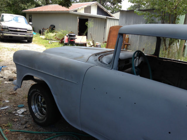 1955 Chevy Bel Air 2 Door Hardtop Project Car Classic