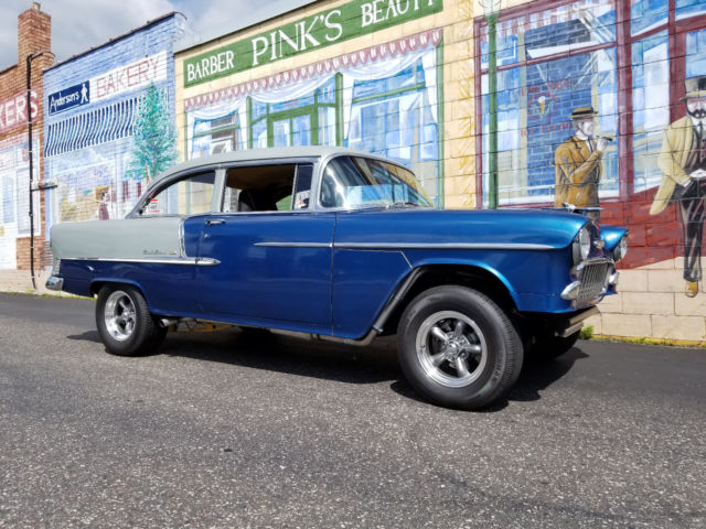 1955 chevy bel air 2 door post relisted due to non paying for 1955 chevy belair 2 door post