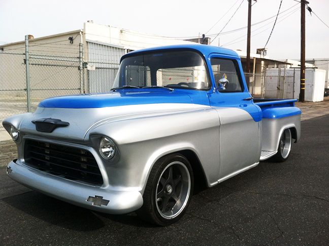 1955 chevy truck 2nd generation big window no reserve 55 for 1955 chevy big window for sale
