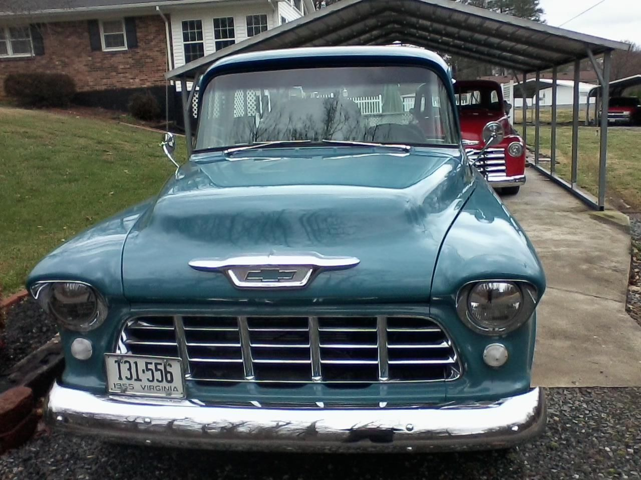 1955 chevy truck restored Classic Chevrolet Other