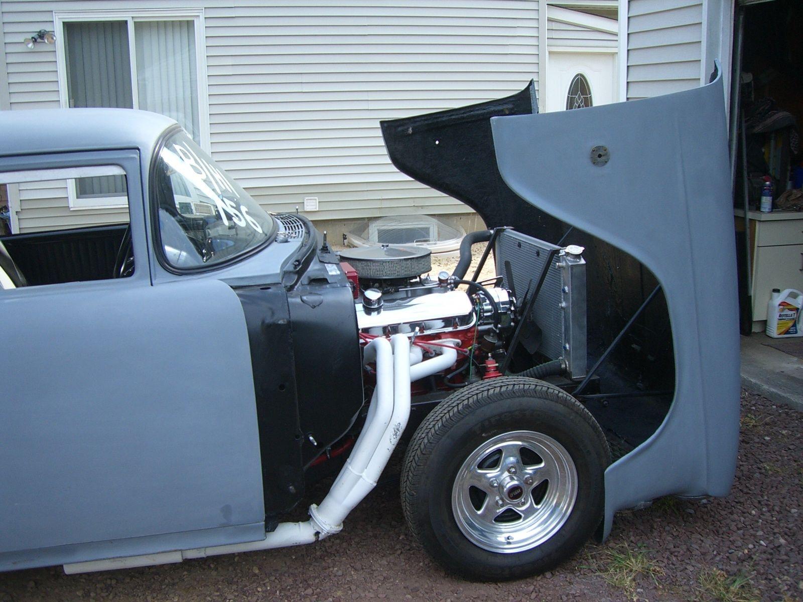 1955 Chevy Two Lane Blacktop Tribute Clone 4 Speed Big Block 454 2 Door Sedan For Sale Classic Chevrolet Bel Air 150 210