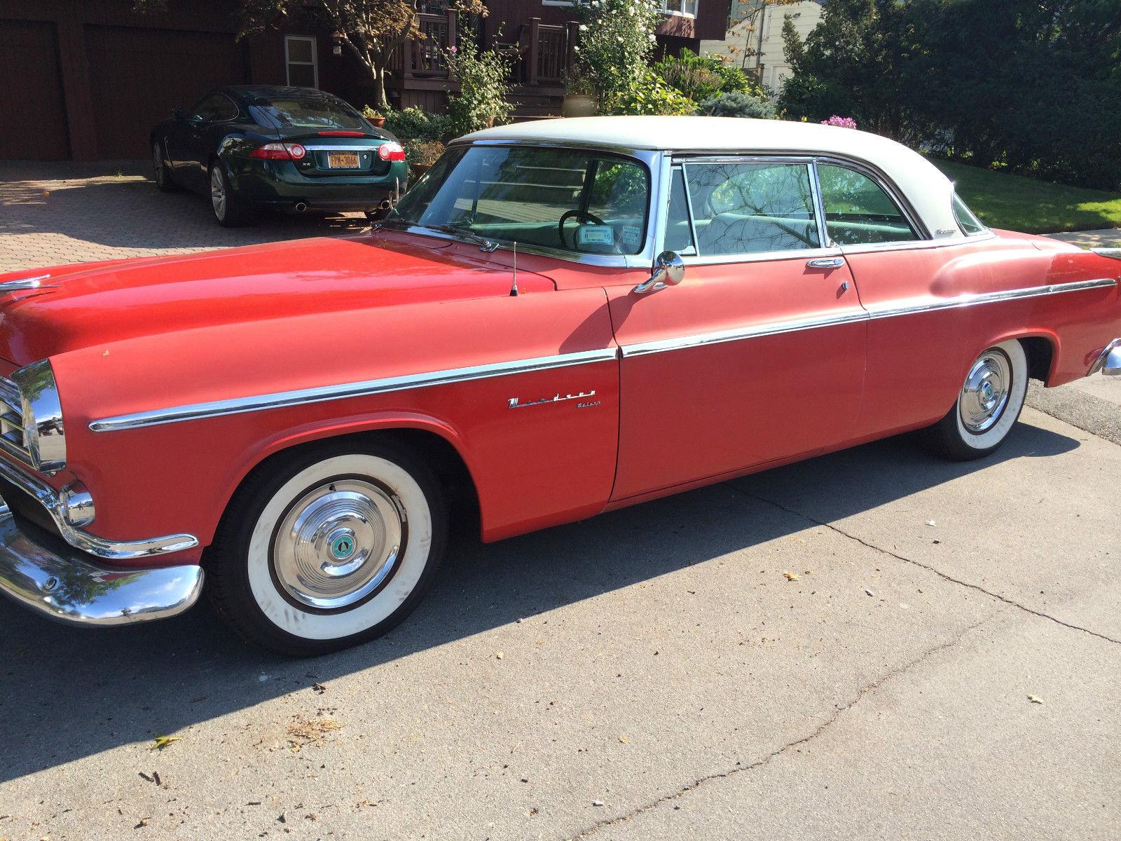 1955 Chrysler Windsor Deluxe, Ltd Production Nassau Edition (A True ...