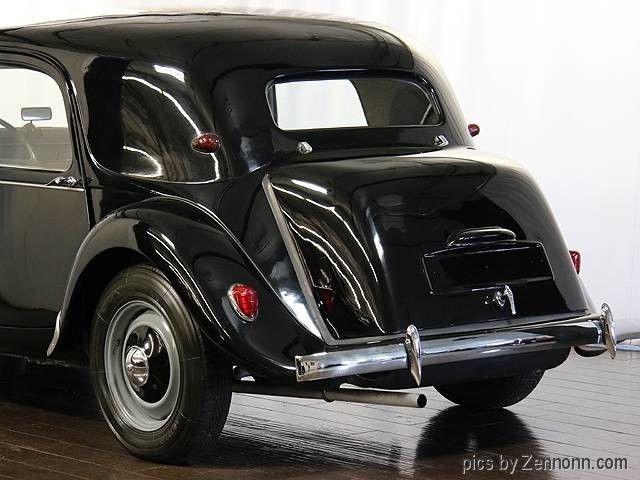 1955 Citroen Traction Avant 21 244 Miles Classic Citro N Traction Avant 1955 For Sale