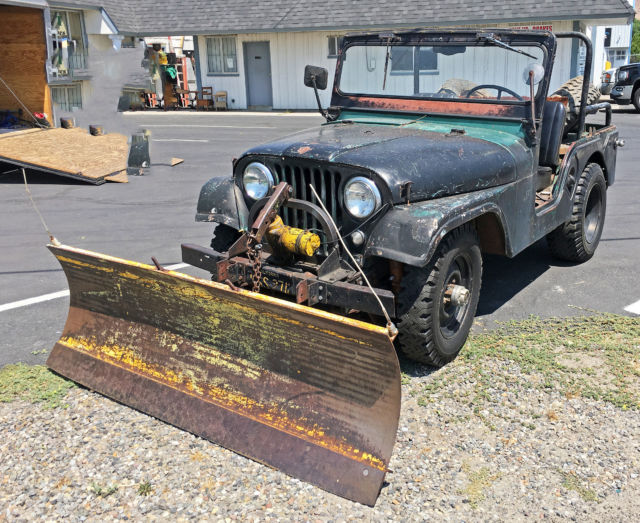 Carson City Jeep >> 1955 CJ5 Willy Jeep - Classic Willys 1955 for sale
