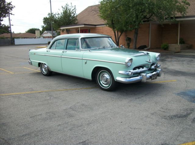 1955 dodge custom royale sedan classic dodge lancer 1955 for 1955 dodge coronet 4 door
