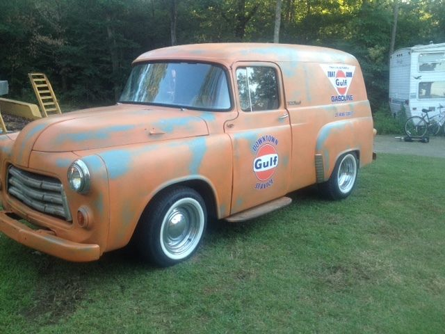 1955 Dodge Panel Van Rat Rod Hot Rod Street Rod