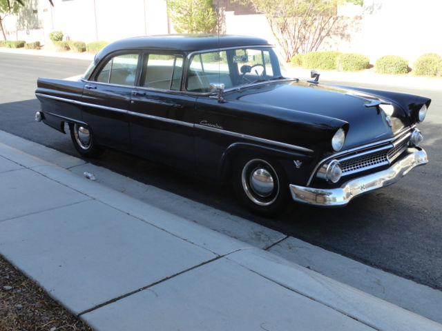 1955 ford customline 4 door sedan classic ford other for 1955 ford customline 4 door