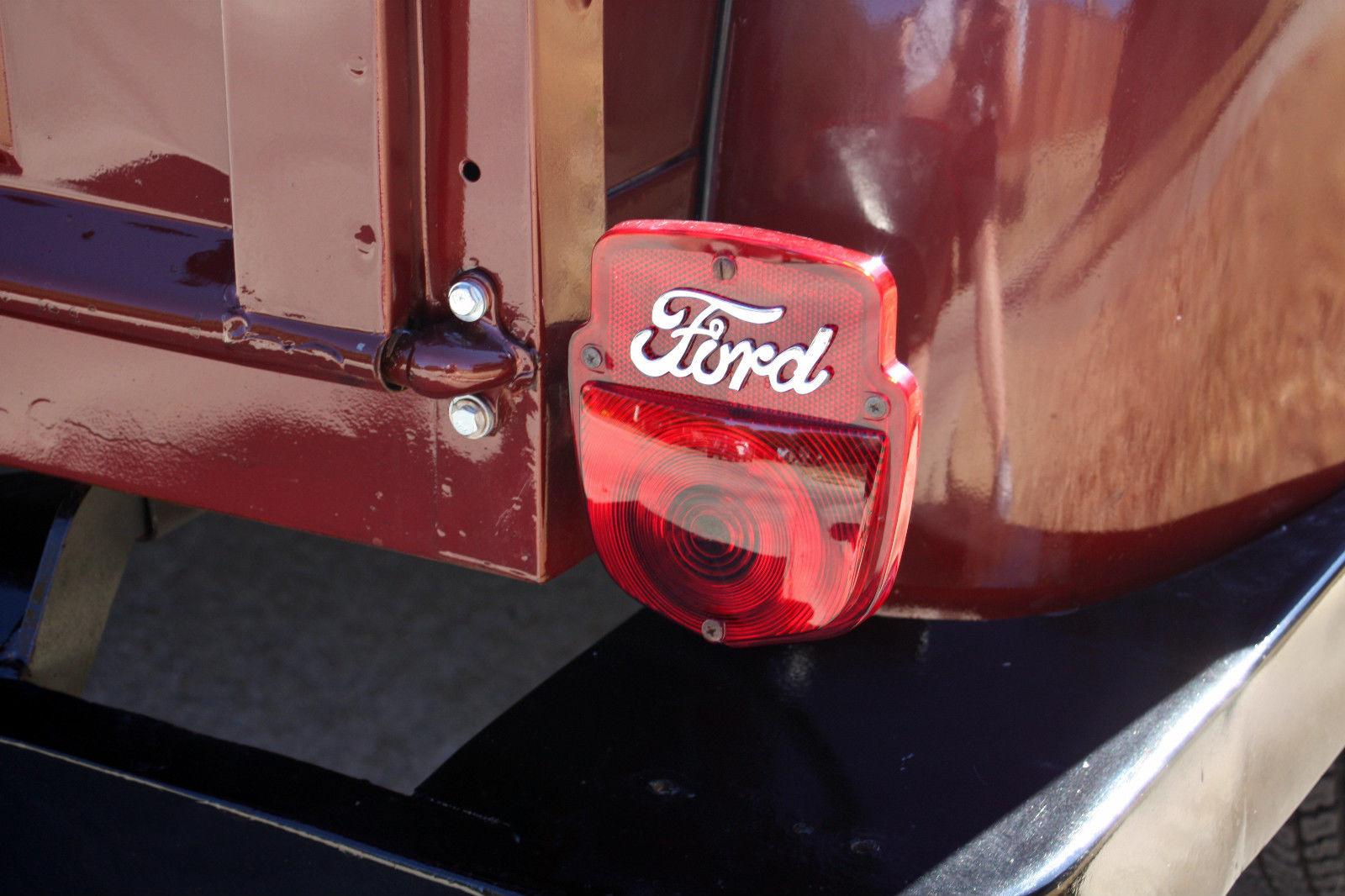 1955 Ford F 100 With A 239 Y Block And 3 Speed Column Shift F100 Heater Core Prevnext