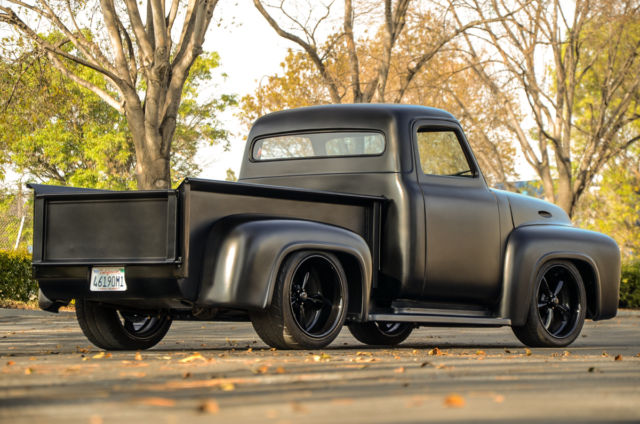 Used Tires San Jose >> 1955 FORD F100 PRO TOURING CUSTOM TRUCK 347 STROKER - Classic Ford F-100 1955 for sale