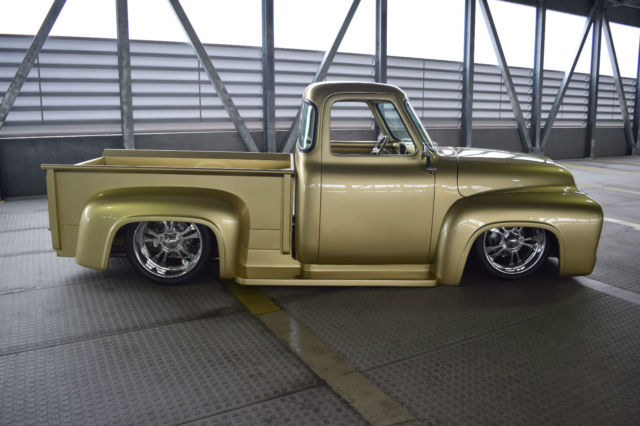 1955 Ford F100 Show Truck Classic Ford F 100 1955 For Sale