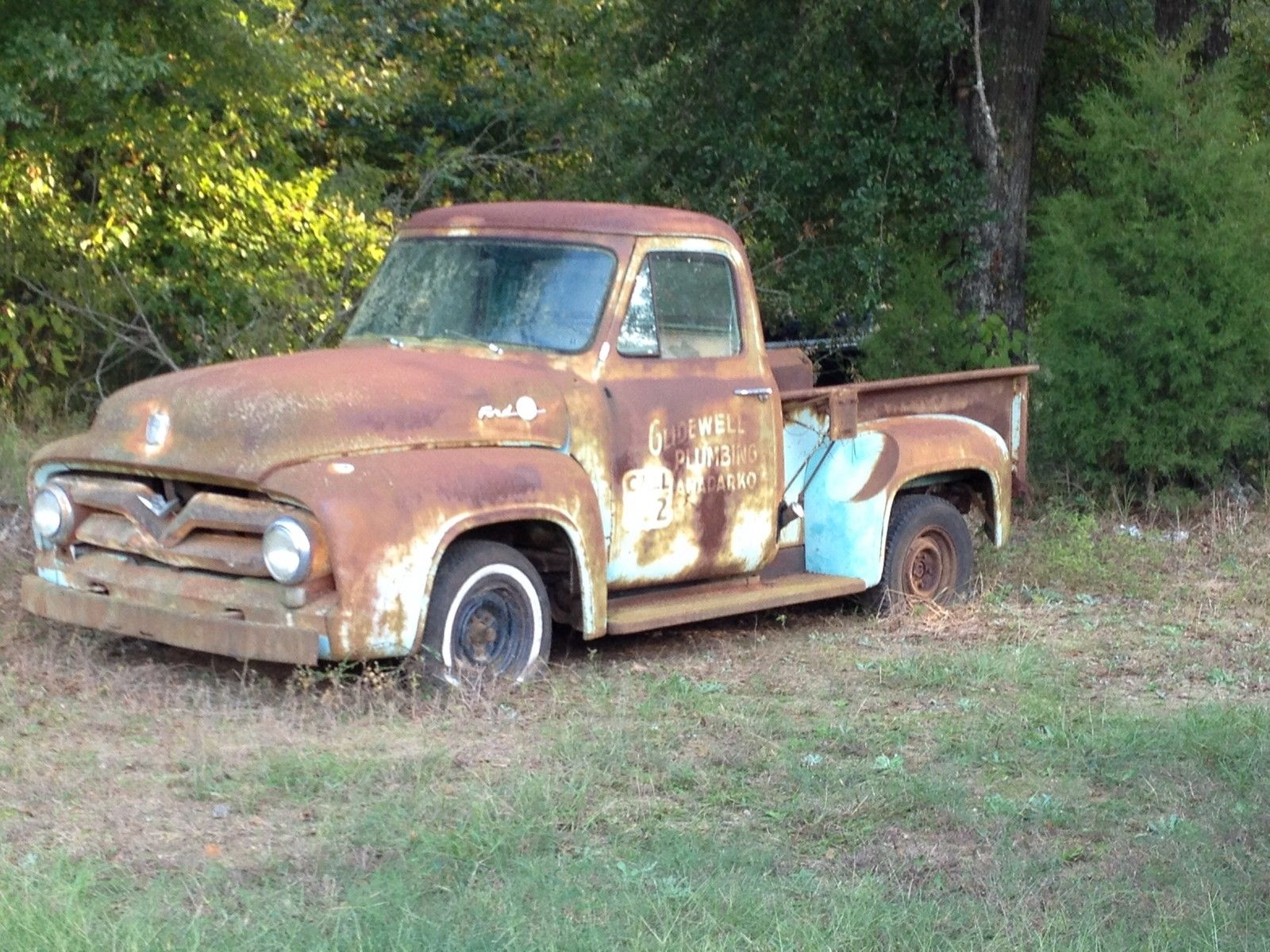 1955 Ford F 250 For Sale