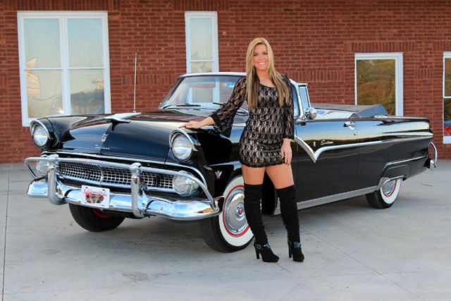 1964 Ford Galaxie 500 (XL, Town Victoria, Sunliner Convertible ...