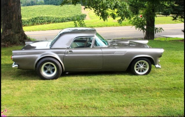 1955 Ford Thunderbird Hot Rod Gasser Classic Ford