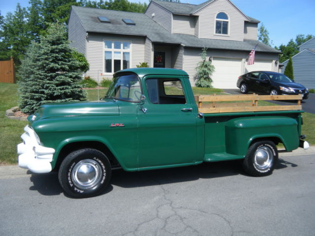 1955 GMC 100 Base 1/2 ton Pick Up Truck !!!! Very Sharp ...