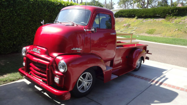 1955 Gmc Coe First Series Cab Over Engine Street Rod Resto
