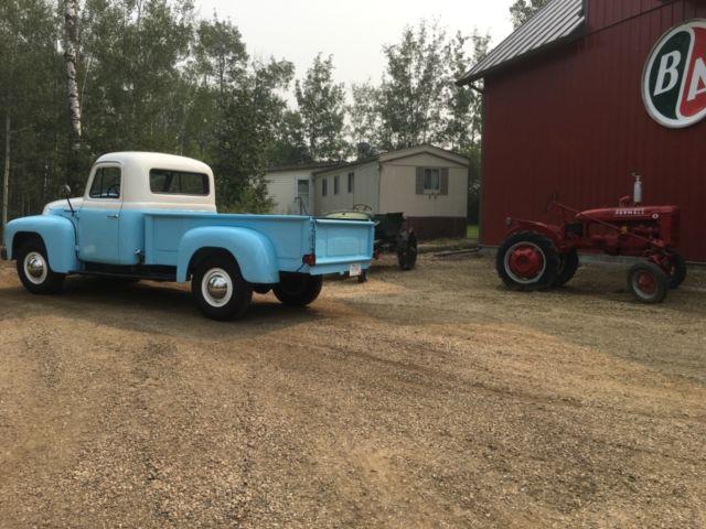1955 international r120 all original fully restored classic 1975 International Pickup Truck 1955 international r120 all original fully restored