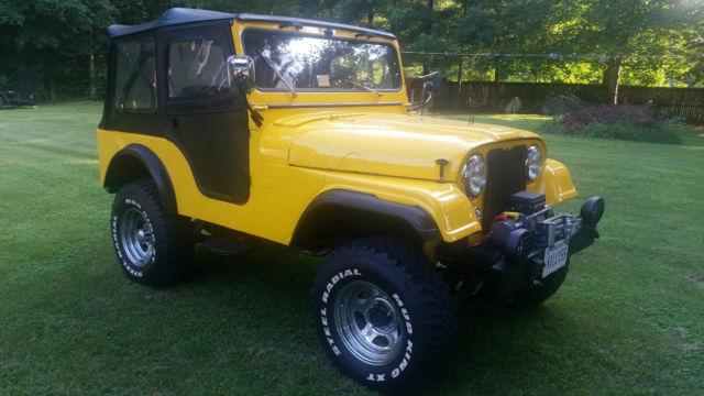 1955 jeep willys cj5 4x4 restored no rust wrangler cj3 cj4 c6 cj7 55 willy classic jeep cj5. Black Bedroom Furniture Sets. Home Design Ideas