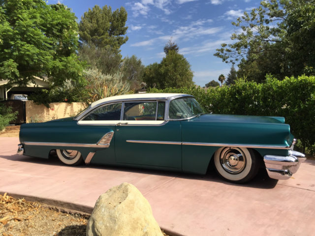 1955 Mercury Montclair Classic Car Hot Rod Built By