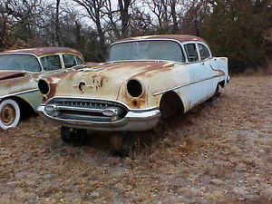 1955 Oldsmobile Super 88 Four door Parts Car - Classic
