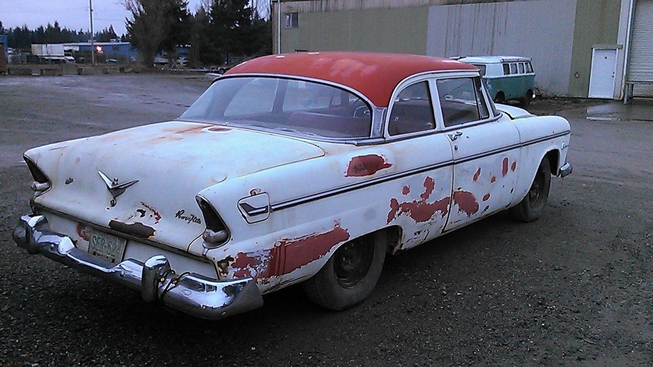 1955 Plymouth Belvedere 2 Door Classic Plymouth Other