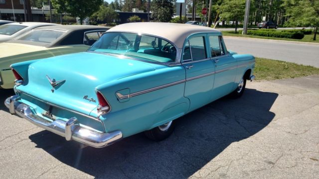 1955 plymouth belvedere 3 0l v6 antique all original w for 1955 plymouth belvedere 4 door sedan