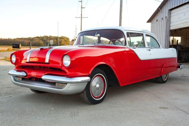 1955 pontiac chieftain 2 door 400 cu in classic car hot for 1955 pontiac chieftain 4 door