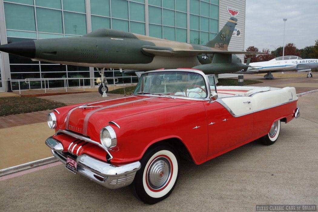 1955 Pontiac Star Chief Laurentian Convertible Rare