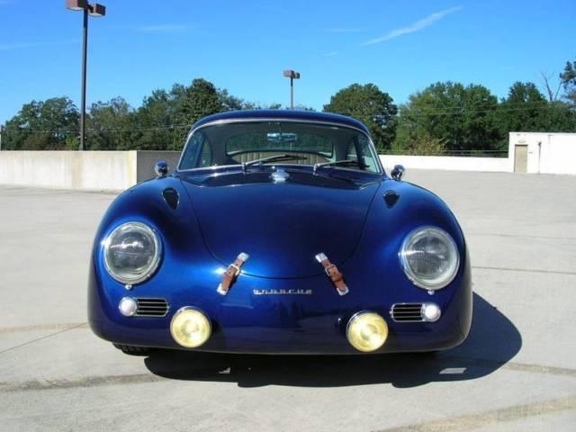 1955 Porsche 356 Carrera Coupe JPS Subi Powered Outlaw ...