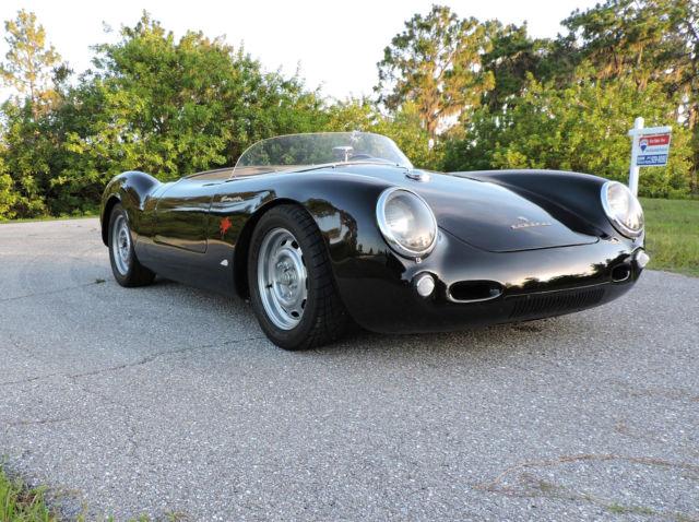 1955 Porsche 550 Spyder Replica Classic Porsche Other