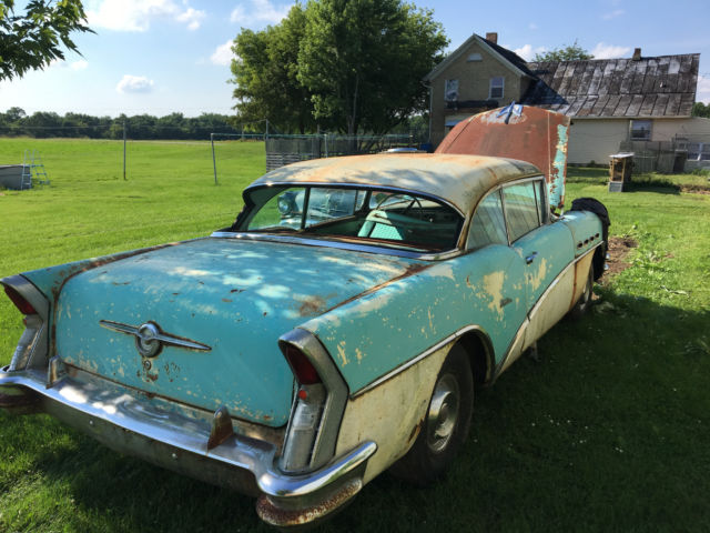 1956 buick century coupe rat custom patina driver cool cheap classic buick century 1956 for sale. Black Bedroom Furniture Sets. Home Design Ideas