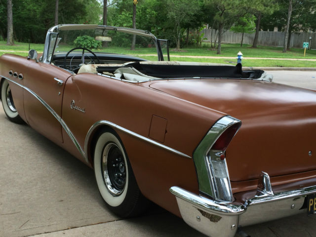 1956 Buick Special Convertible Custom Classic Buick