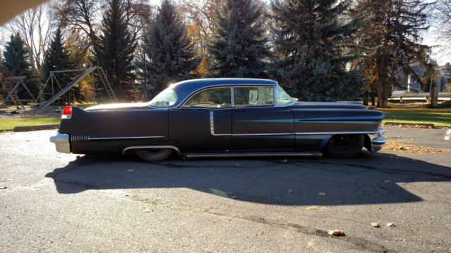 1956 cadillac sedan deville kustom classic cadillac for 1956 cadillac 4 door sedan