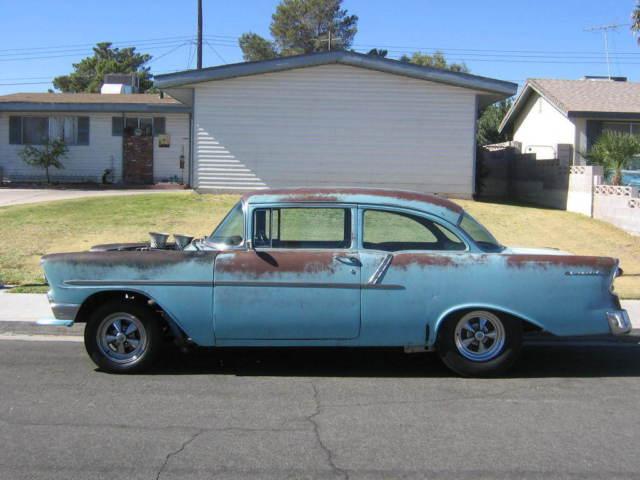 1956 Chevrolet 150 Utility Sedan 2 Door Hot Rod Classic