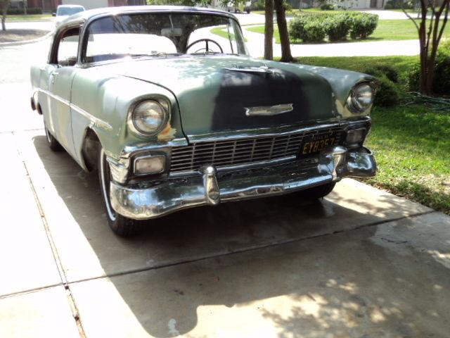 1956 Chevrolet 210 Four Door Hardtop Classic Chevrolet