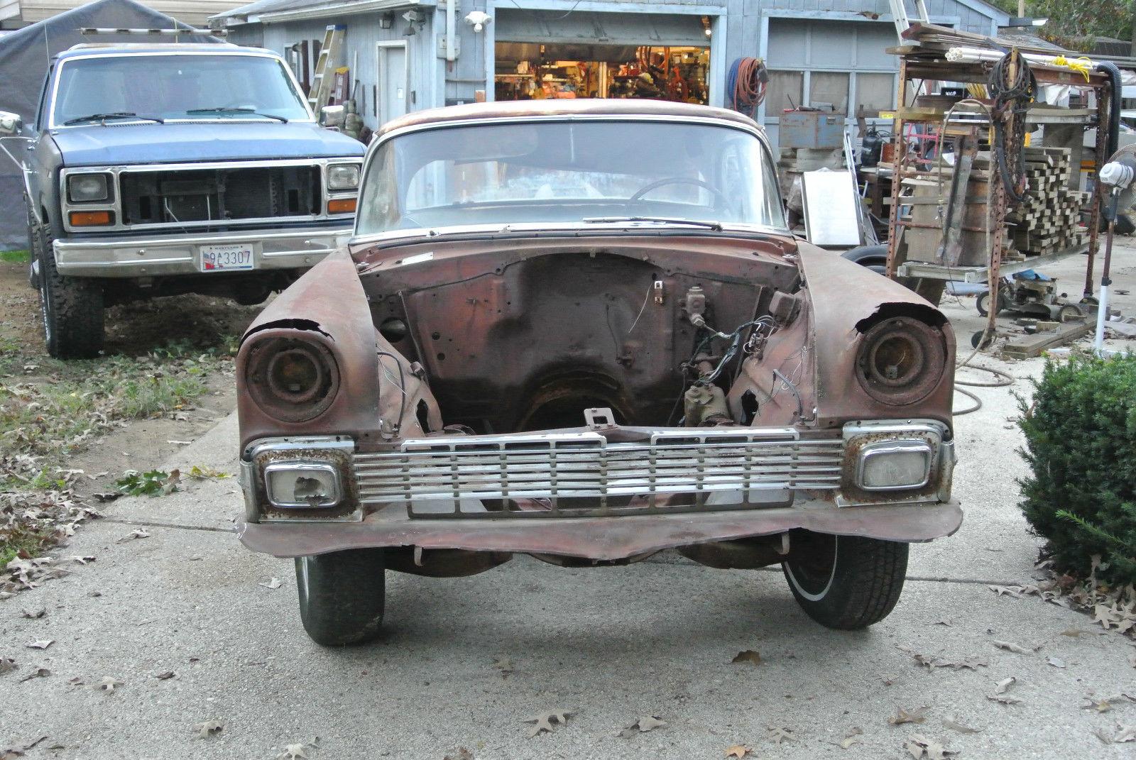 1956 chevrolet bel air 4 door hardtop with factory ac and for 1956 belair 4 door