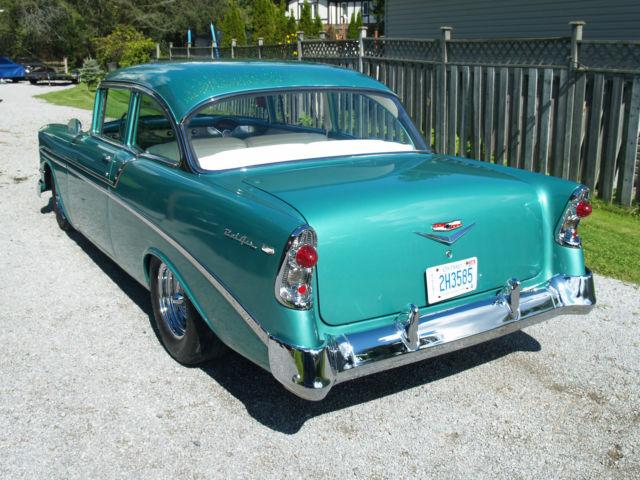 1956 chevrolet belair 2 door sedan hotrod sixties fresh for 1956 belair 2 door