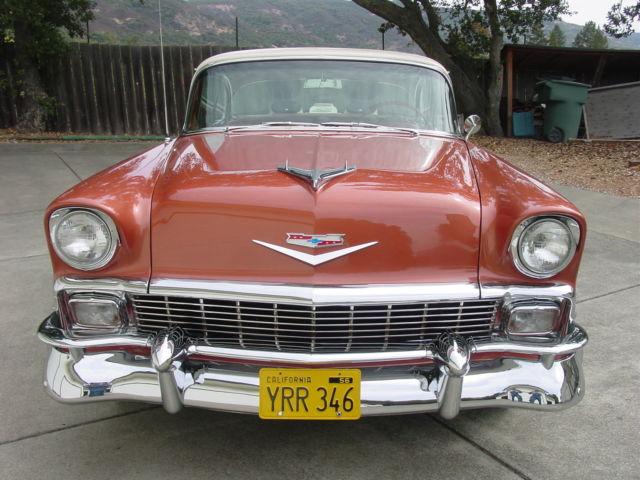 1956 chevrolet chevy bel air sport coupe 2 door hardtop no for 1956 chevy 2 door hardtop for sale