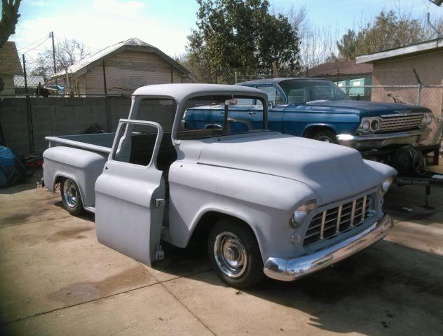 1956 Chevrolet Chevy Truck Shortbed Big Rear Window