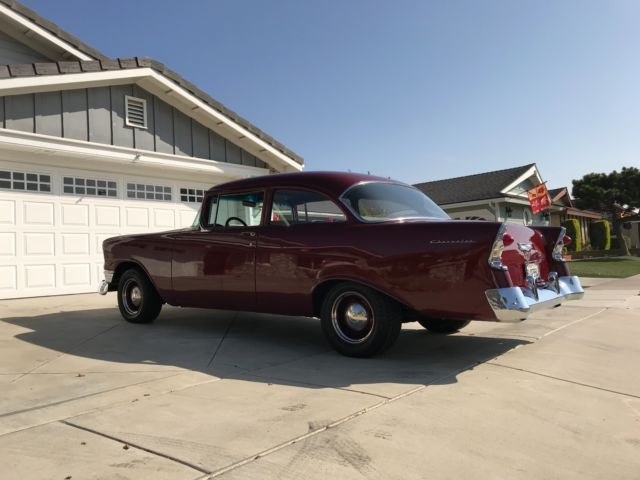 1956 Chevrolet One Fifty 150 Classic Chevrolet Bel