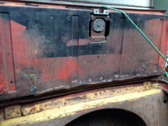 1956 Chevy 2 Door 210 Station Wagon Rat Rod Custom
