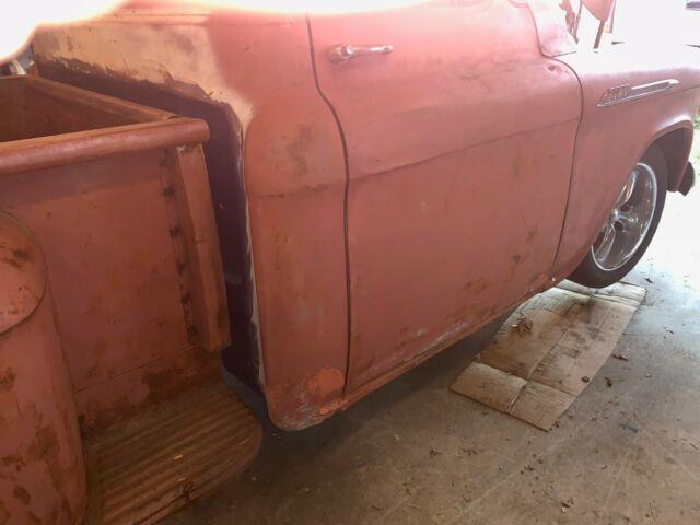 1956 Chevy 3100 3200 ratrod hotrod shop truck LS swap camaro