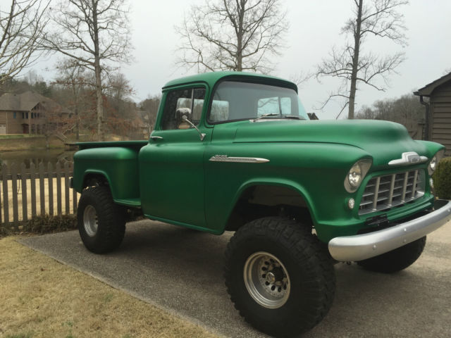 How To Sell A Car Without Title >> 1956 Chevy 3600 4x4 - Classic Chevrolet Other 1956 for sale