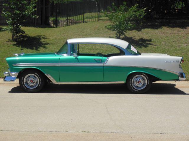 1956 chevy belair 2 door hardtop professional level build for 1956 chevy belair 2 door hardtop