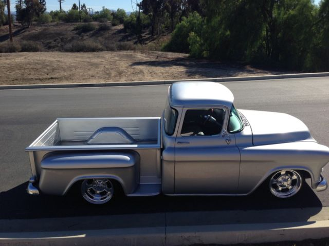 1956 Chevy Pickup Truck Big Window Shortbed Classic