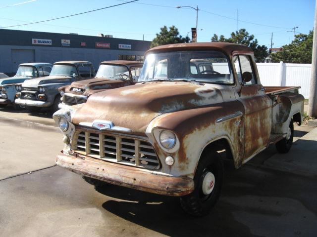 1956 gmc truck transmission