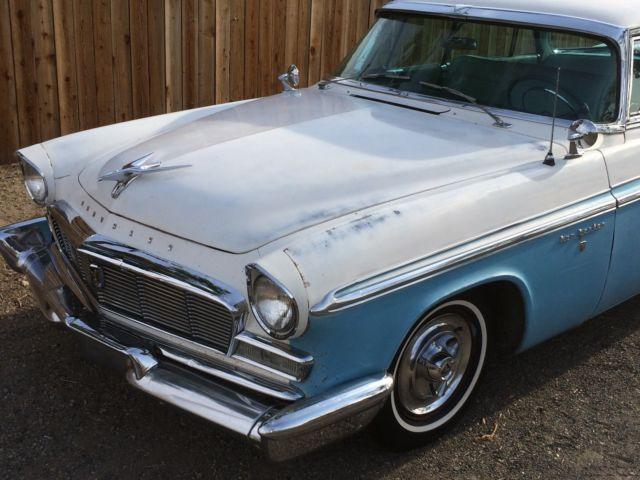 1956 chrysler new yorker rare 4 door hardtop hemi rat rod for 1956 chrysler new yorker 4 door